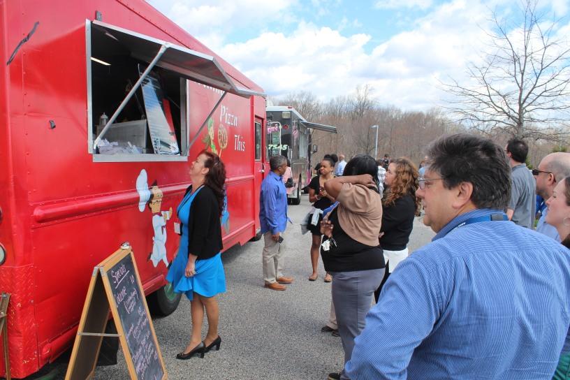 Columbia Gateway Food Trucks